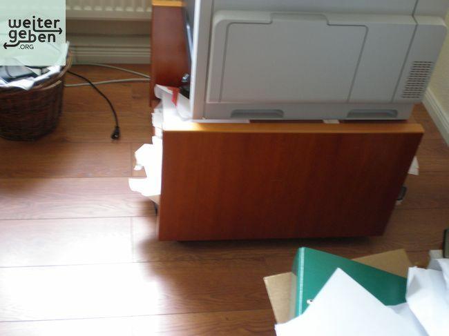 druckertisch in magdeburg. Black Bedroom Furniture Sets. Home Design Ideas