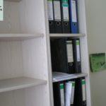kostenfrei für gemeinnützige Vereine u. Einrichtungen in Magdeburg: dieses schmale Regal