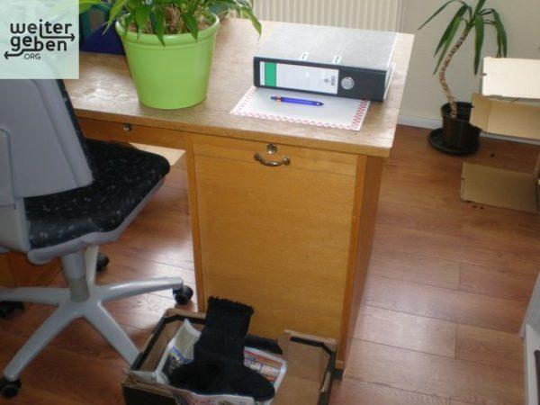 in Sachsen-Anhalt werden 5 Bürostühle gespendet