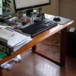 gespendet wird in Magdeburg ein hochwertiger Schreibtisch