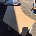 hochwertige Schreibtische als Spende für Gemeinnützige in Hildesheim