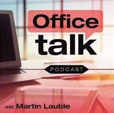 unser erstes podcast interview auf office talk. Black Bedroom Furniture Sets. Home Design Ideas