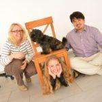 Die Gründer von WeiterGeben.org, der Spendenplattform für Bürmöbel exklusiv an gemeinnützige Organisationen deutschlandweit