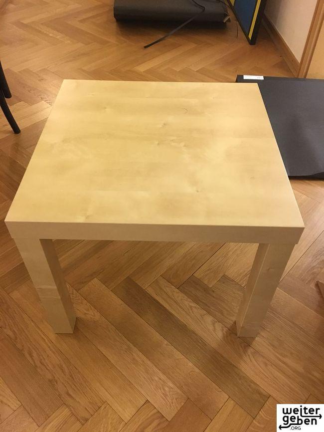 kostenlos kleiner Tisch in Berlin