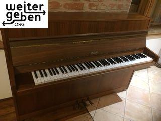 in Berlin wird ein Klavier gespendet A135