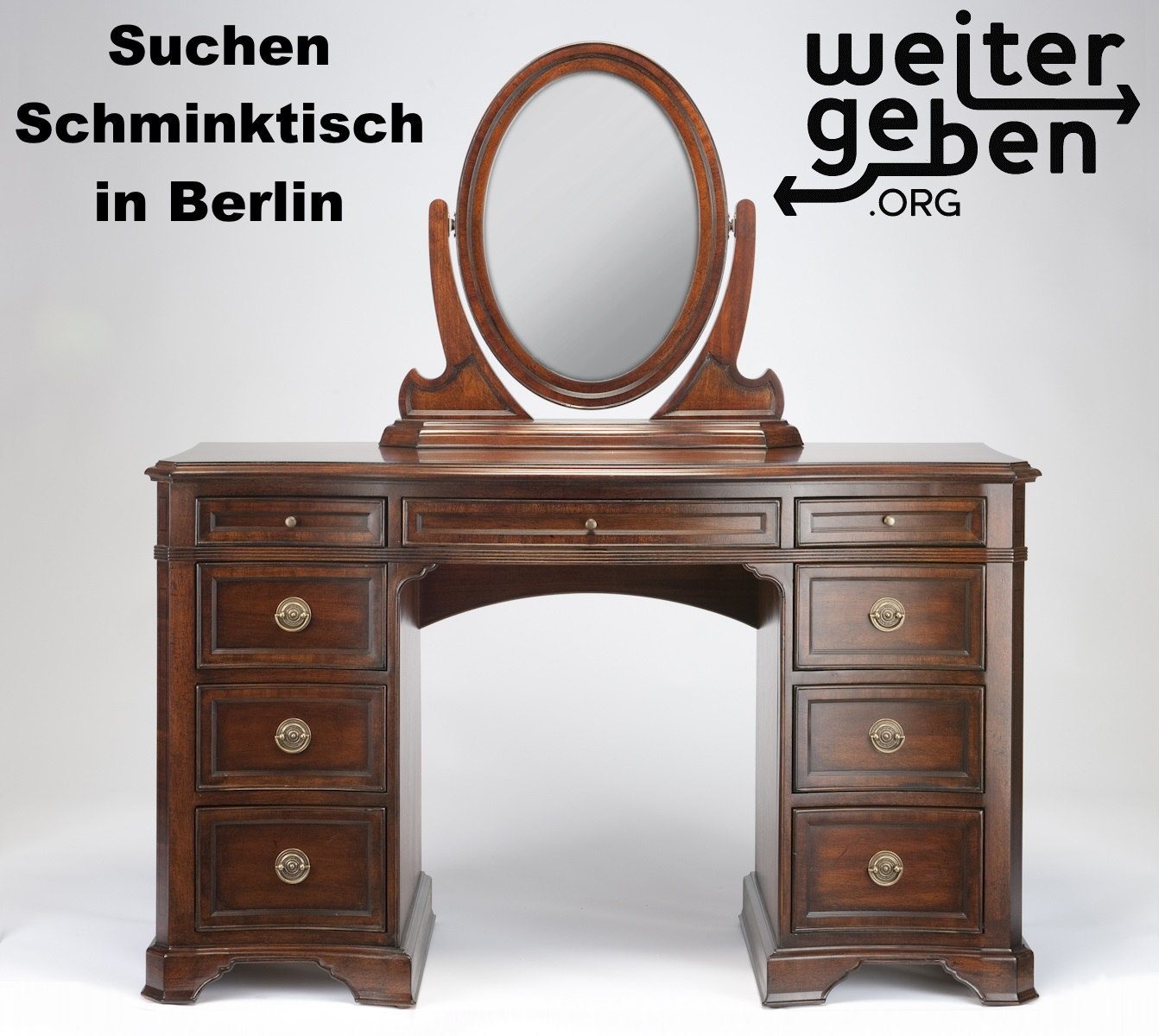 suchen schminktisch in berlin g144 3. Black Bedroom Furniture Sets. Home Design Ideas