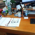 massiver Schreibtisch in Herzogenrath