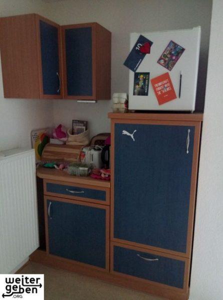 Kühlschrank in Münster wird gespendet