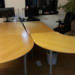Farbe: holz Hersteller/Marke: IKEA Prioritet Gebrauchsspuren: leichte Zustand: funktionsfähig IKEA Prioritet 290cmx80cm