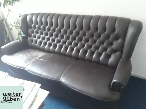 gebrauchter Sessel zu verschenken