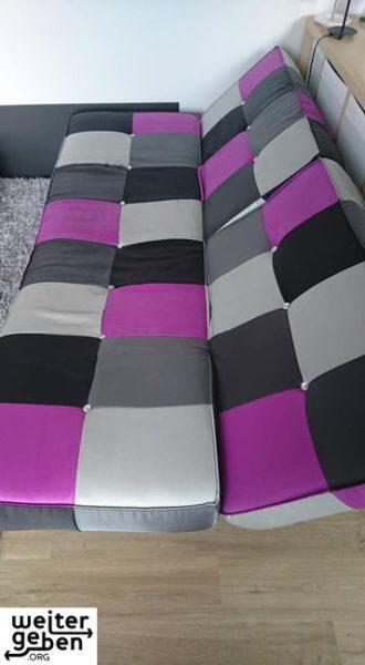 dieses Sofa wird kostenfrei abgegeben in Neu-Anspach