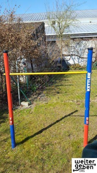 dieses Sportgerät wird in Riedstadt / Hessen gespendet