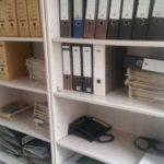 Büroregal in Strausberg, offen mit 6 Fächern