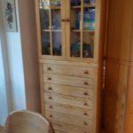 4 stabile Holzschränke werden in Hamburg gespendet