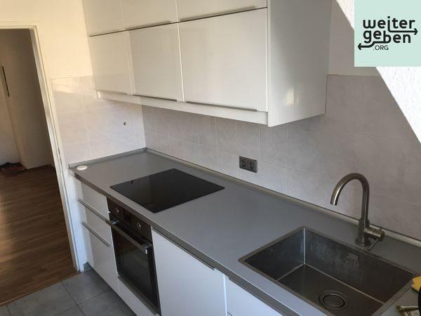 hochwertige Küche wird in NRW Lippstadt gespendet