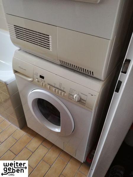 Spende: Waschmaschine in Berlin