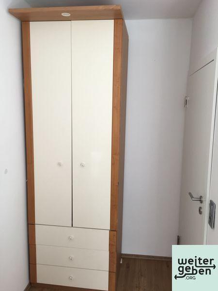 Spende: Ikea Kleiderschrank
