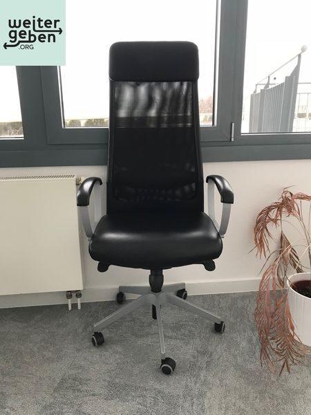 bürostühle werden in Sulzbach / Hessen gespendet