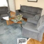 Diese hochwertige Couch-Kombination wird in Berlin gespendet