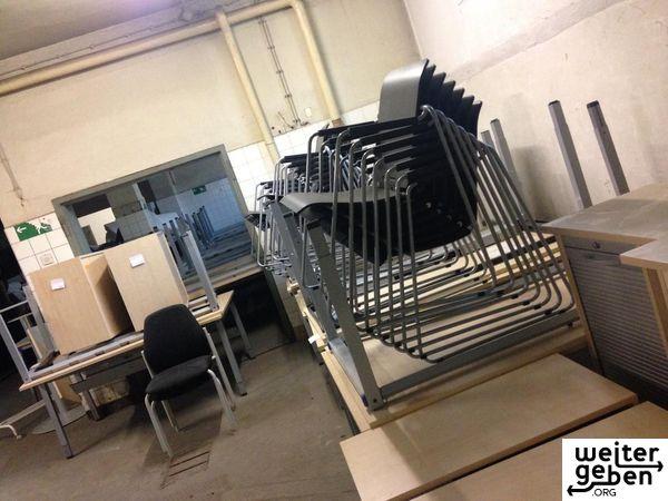 Möbelspende Stühle
