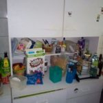 Spende: Küchenschrank