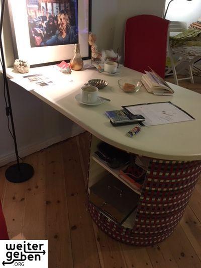 Spende: Designer Empfangstisch Berlin