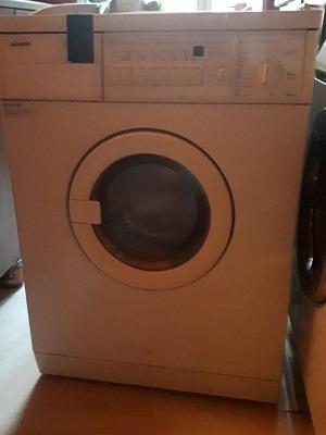 Spende Waschmaschine