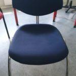 gespendet werden 8 Stück dieser Besprechungstühle in Baden-Württemberg