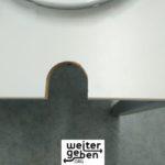 gespendet werden Bürotische mit Kabelschächten in Hirschberg BW