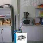 gespendet werden verschiedene Büromöbel in Hirschberg bei Mannheim