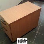 Rollcontainer nahe Müchen Sachspende Maße: 59x 41x81 cm
