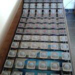 Sachspende: Tellerlattenrost für Matraze Maße: 90x210cm