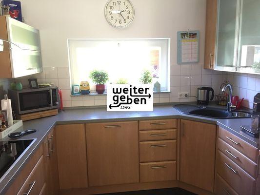 Möbelspende: Ansicht Spühlmaschine
