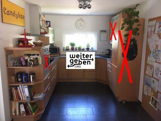 Küche wird in Münster gespendet
