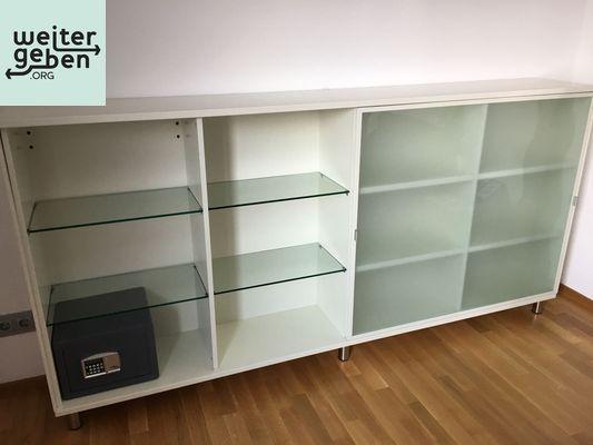 Sachspende: Highboard perfekt fuer Ordner-Heppenheim