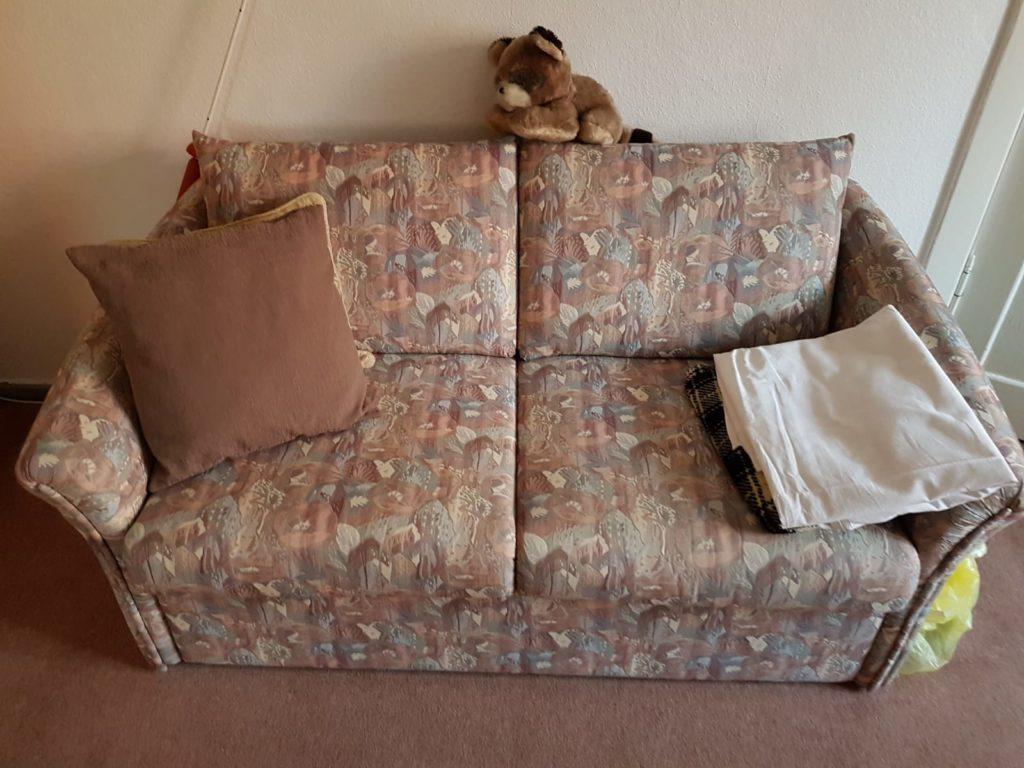 Möbelspende: Couch in Steglitz-Zehlendorf Berlin A190008