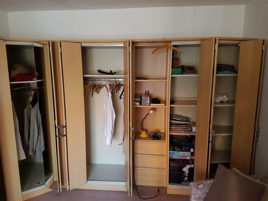 Spende großer Kleiderschrank in Berlin Steglitz-Zehlendorf A190008