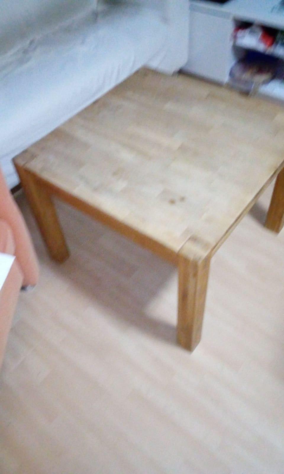 kleiner Holztisch Beistelltisch in Marzahn-Hellersdorf