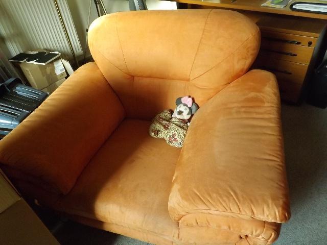 gebrauchte Wohnlandschaft-Schlaffunktion und Bettkasten Kladow