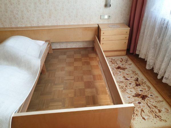 Wohnungsauflösung Oberriexingen Bett