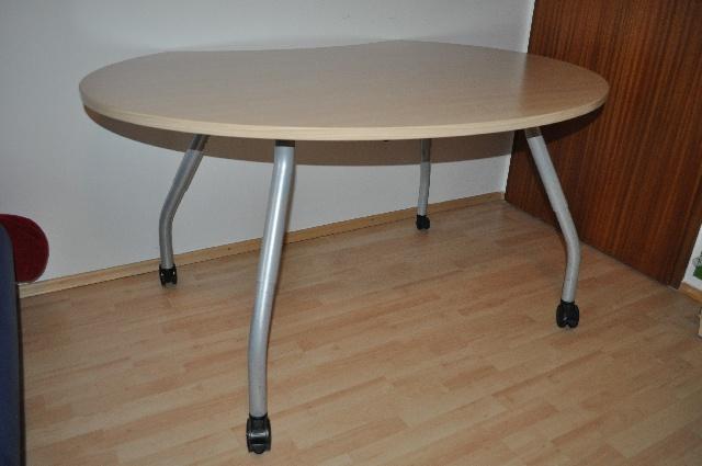 ovaler Schreibtisch München A190088