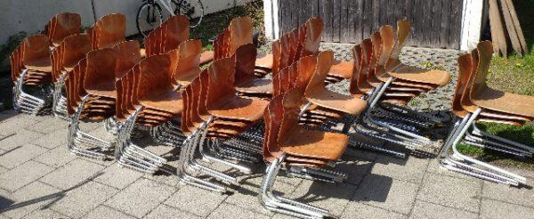 Möbelspende: Schulstühle München-A190093