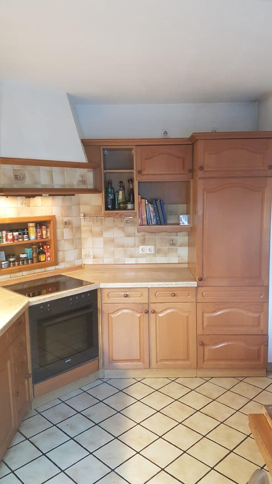 Küche in Kaufering komplett mit Elektrogeräten zu verschenken