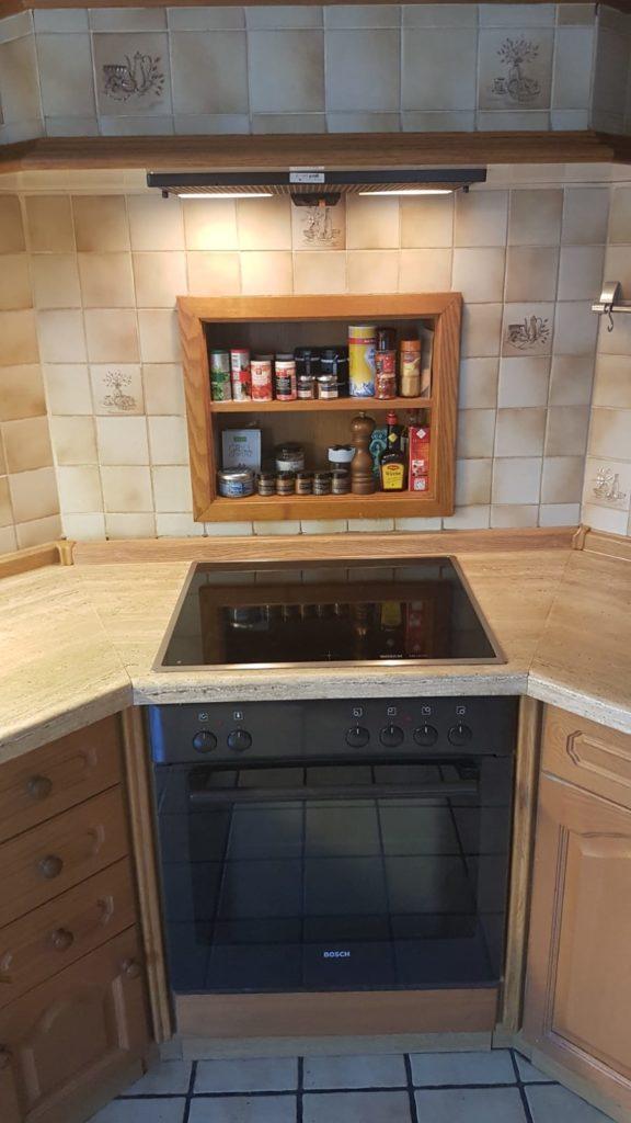 komplette Küche inklusive Elektrogeräte in Kaufering zu verschenken