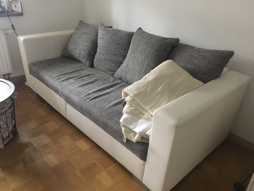 Spende: schönes Sofa in Berg am Laim München