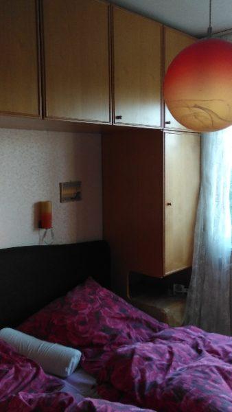 Spende: Schlafzimmer-Schrankwand in Berlin