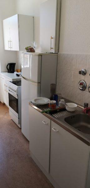 gespendet wird Küchenzeile inkl. Elektrogeräte in Treptow-Köpenick