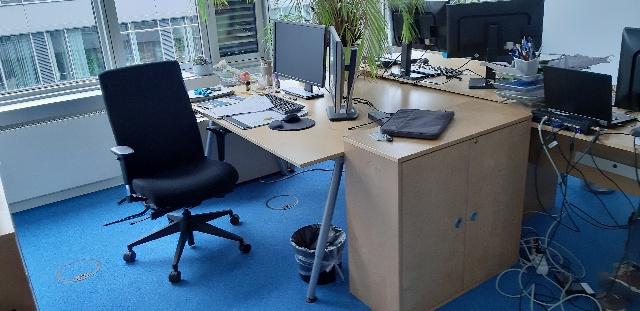 höhenverstellbare Schreibtische München A190155