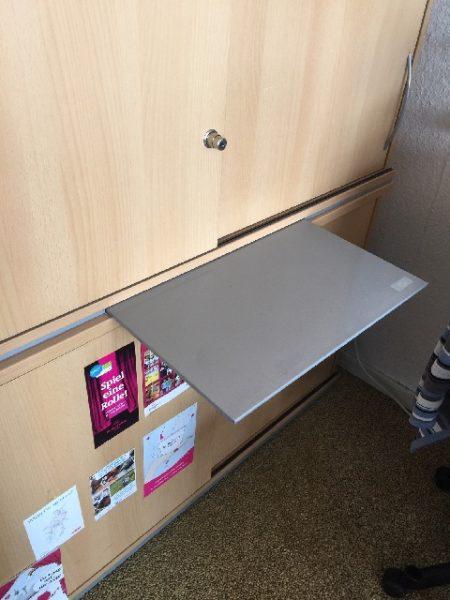 Spende: halbhohe Büroschränke in Berlin Moabit