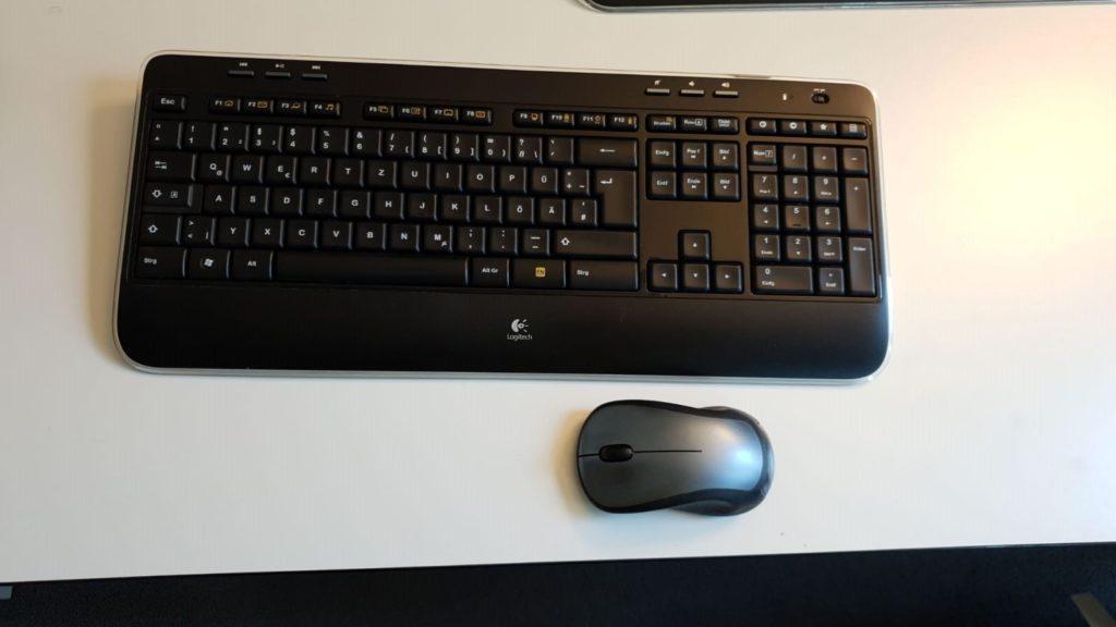 Spende: großer Posten Logich Tastatur und Maus in Berlin-Mitte